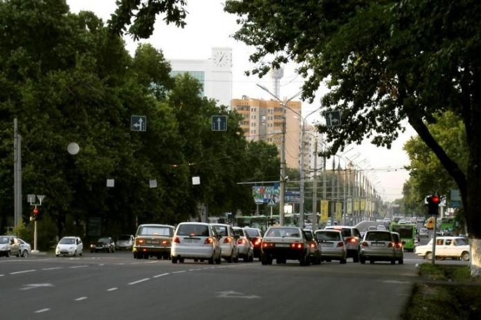 Часть улицы Амира Темура временно закроют для ремонтных работ
