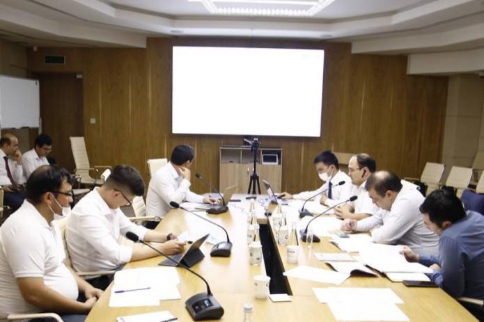 «Узпромстройбанк» провел очередную встречу с инвесторами в формате онлайн