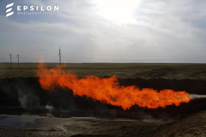 EPSILON: Дебит скважины Талимаржон-6 составил 120 тыс. куб. м газа в сутки