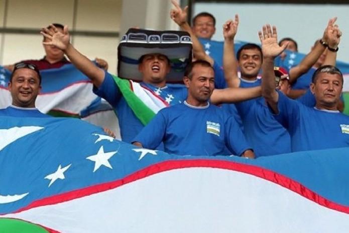 Олимпийская сборная Узбекистана по футболу сыграла вничью с Японией