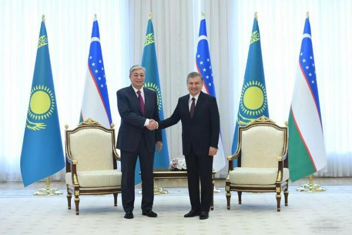 Шавкат Мирзиёев поздравил Касым-Жомарта Токаева с победой на выборах
