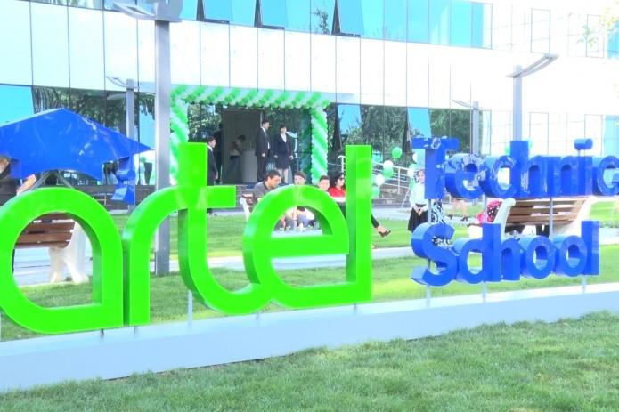 Инновационная школа ARTEL TECHNICAL SCHOOL открыла свои двери