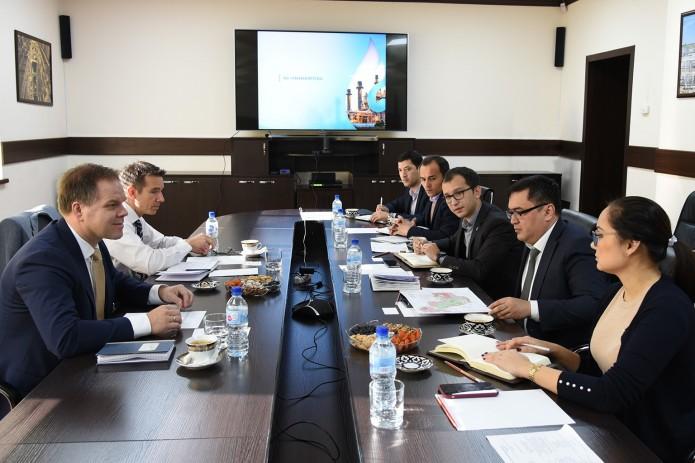 Узбекнефтегаз и норвежская Equinor договорились о сотрудничестве