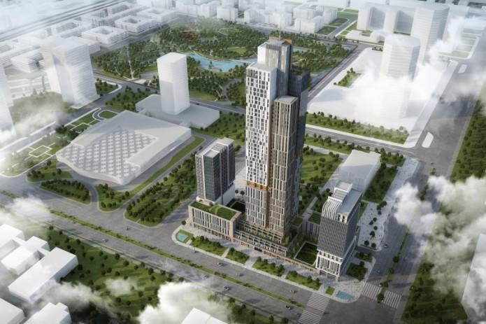 В Ташкенте появится один из самых высоких небоскребов в Центральной Азии
