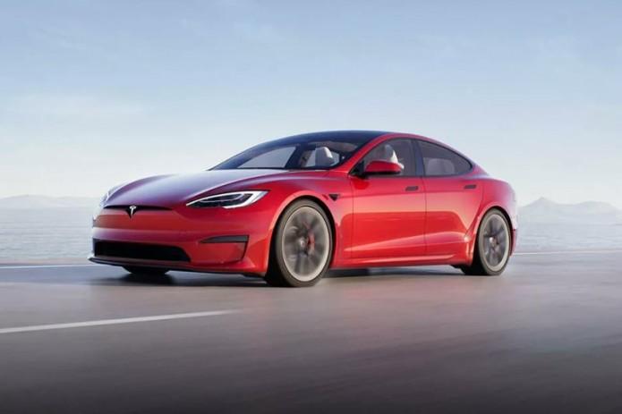 Илон Маск представил Model S Plaid – самую быструю Tesla