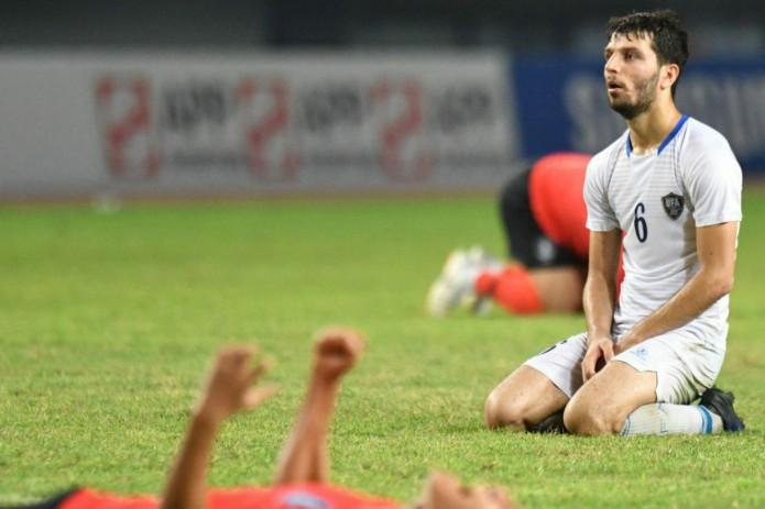Азиатские игры: Узбекистан уступил Южной Корее в экстра-тайме четвертьфинала