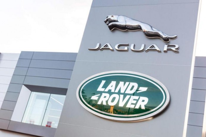 Jaguar Land Rover приостановил работу заводов в Британии
