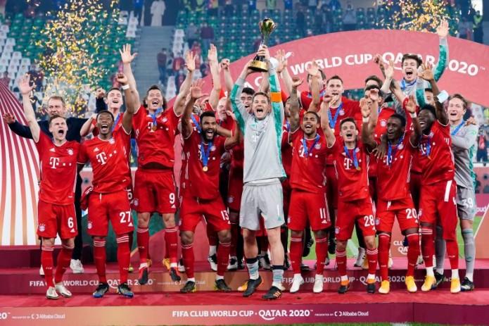 «Бавария» выиграла клубный чемпионат мира по футболу