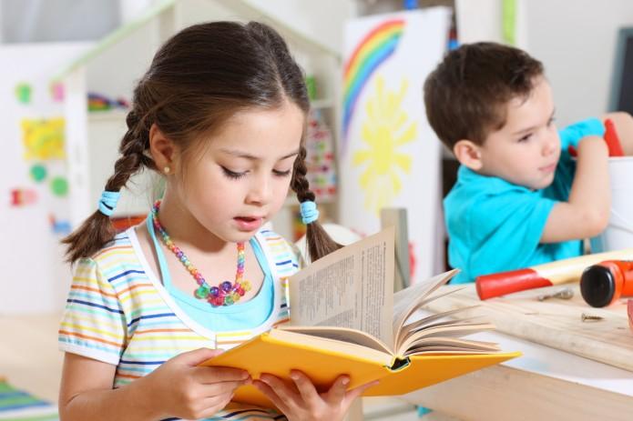 Чем больше в доме книг, тем успешнее учатся дети - исследования