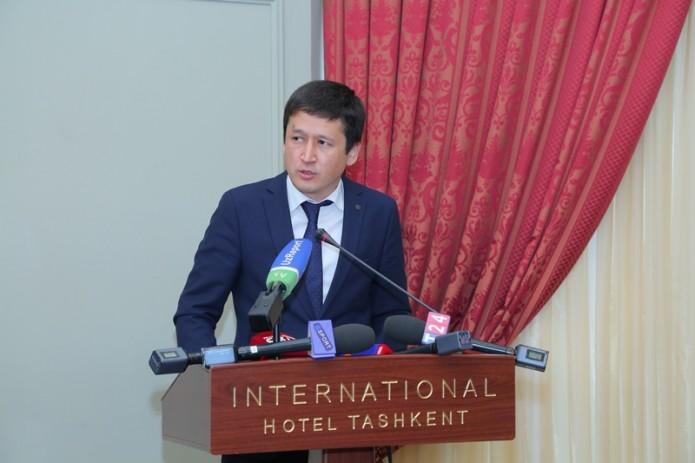 Абдулазиз Аккулов возглавил федерацию стронгмен и этноспорта Узбекистана