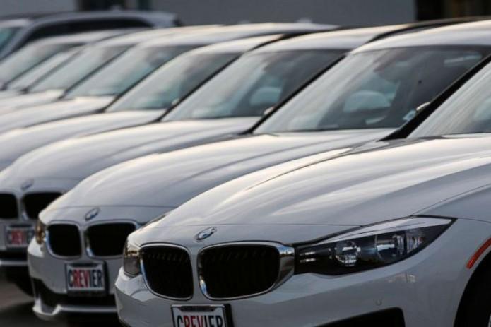 BMW отзывает 1,4 млн авто в США