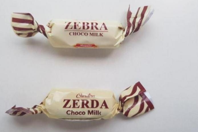 Производителя конфет обвинили в плагиате