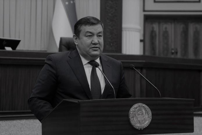 Ушел из жизни заместитель Премьер-министра Уктам Барноев