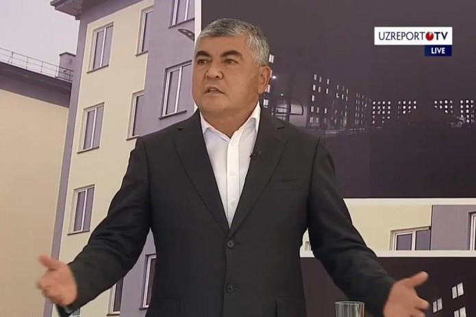 Хоким Сырдарьинской области Гафуржон Мирзаев: будущее столицы за Сырдарьей