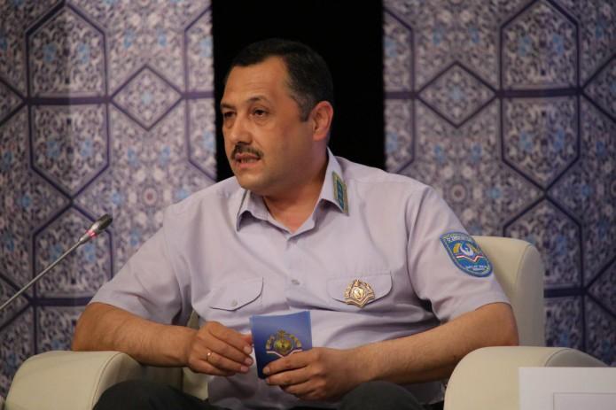 Хотамбек Шакиров назначен первым заместителем хокима города Ташкента