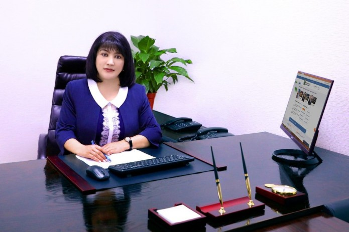 Наргис Исламова назначена начальником ГНИ Яккасарайского района