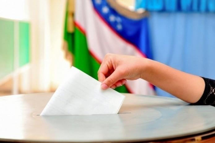 ЦИК: В Узбекистане стартовала предвыборная кампания
