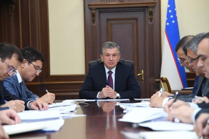 Президент провел заседание, посвященное ходу реформ в системе образования