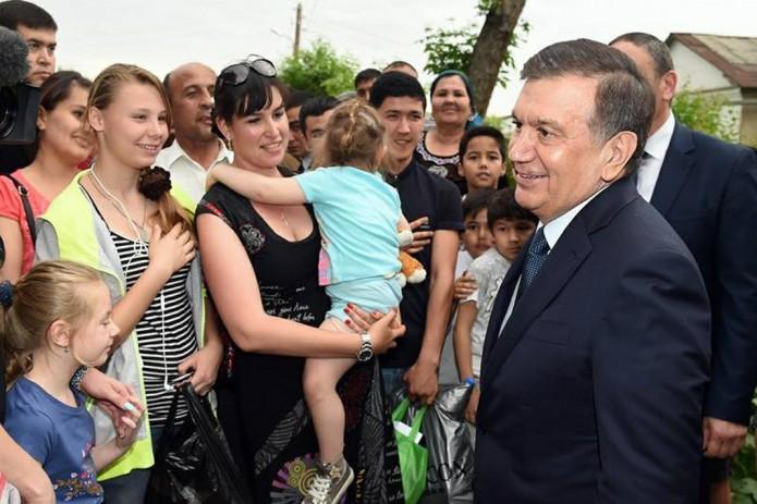 В Узбекистане в 2022 году пройдет перепись населения