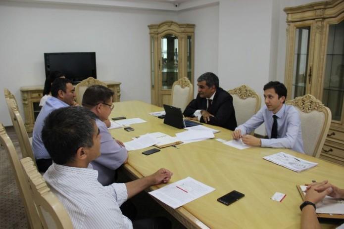 УзРТСБ и индийская «IRIS Business Service Limited» обсудили вопросы сотрудничества