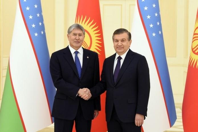 Президент Узбекистана с государственным визитом посетит Кыргызстан