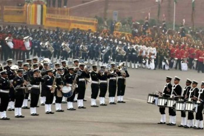 Международный фестиваль военных оркестров проходит в Москве