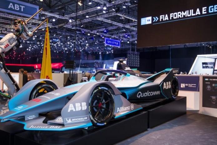 Formula E release next generation car