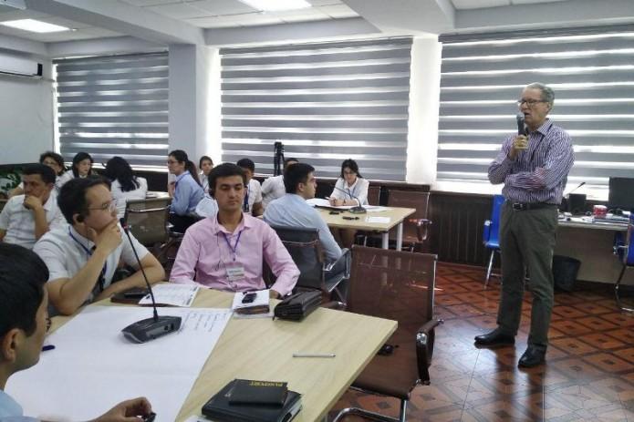 АБР провел для сотрудников Узпромстройбанка тренинг по торговому финансированию