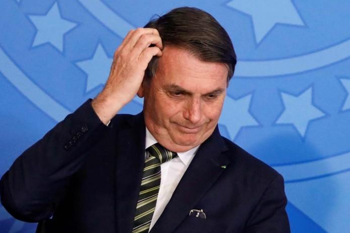 Президента Бразилии не пустили на футбольный матч из-за отсутствия прививки