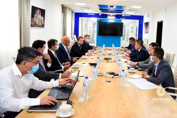 Американская «Air Products and Chemicals» намерена постороить в Узбекистане завод по производству редких газов
