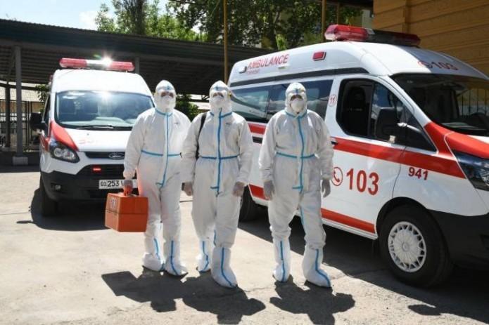 6 апреля в Узбекистане зафиксировано 192 новых случая коронавируса