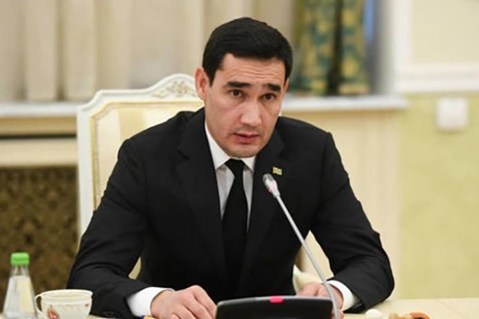 Президент Туркменистана назначил своего сына вице-премьером