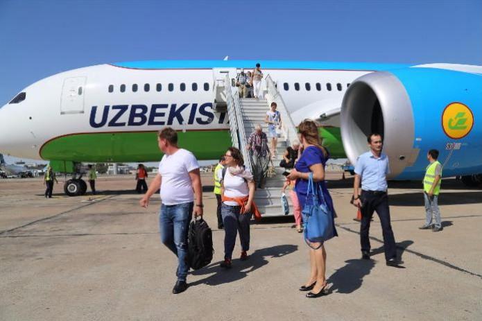 С 9 мая вводятся дополнительные рейсы по маршруту Ташкент - Сеул
