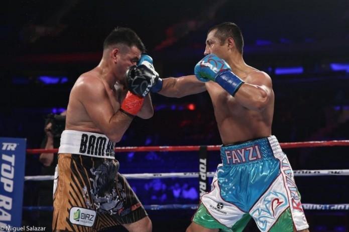 Фазлиддин Гаибназаров поднимется на ринг против доминиканского боксера