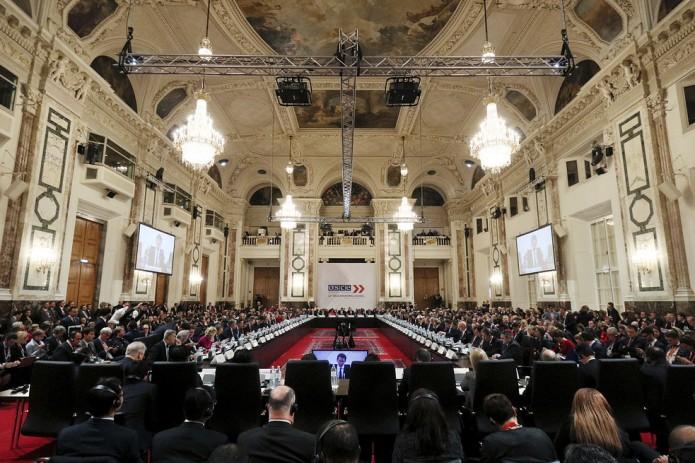 Дилшод Ахатов принял участие в заседании СМИД ОБСЕ в Милане