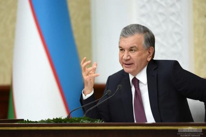 """""""Все должны проснуться"""": Шавкат Мирзиёев жестко раскритиковал чиновников"""