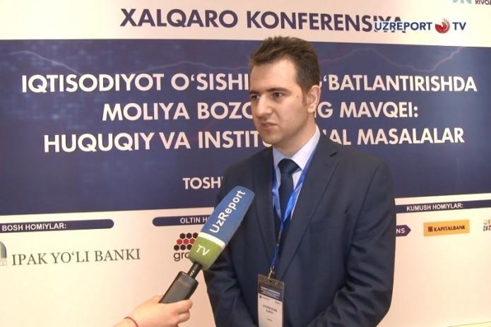 Карен Срапионов: Сейчас нет понимания общей стратегии развития финансового рынка
