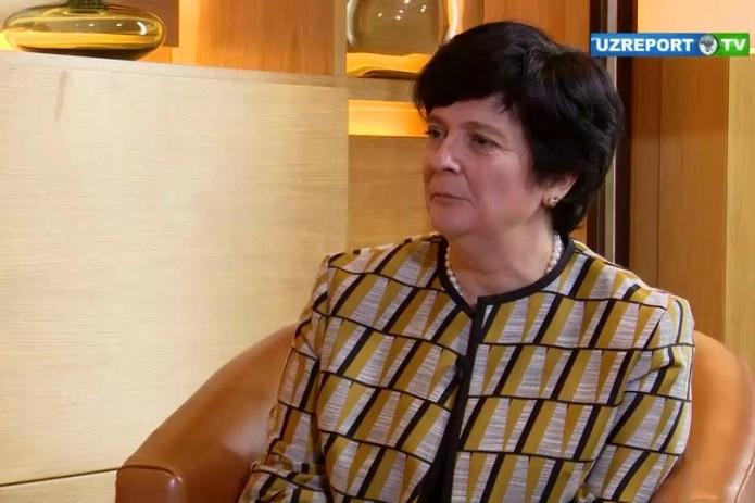 Интервью с управляющим директором ЕБРР Натальей Ханженковой