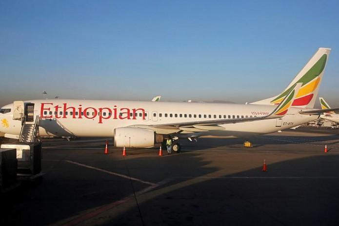 Самолет со 149 пассажирами разбился над Эфиопией