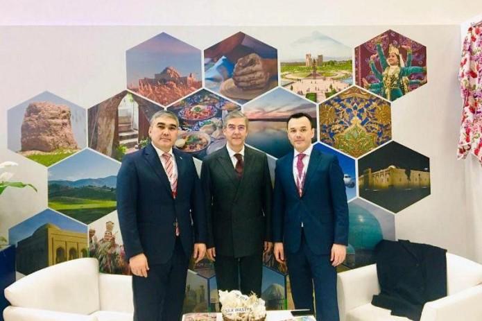 Узбекистан представлен на выставке путешествий и туризма EMITT в Стамбуле