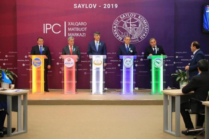 В Узбекистане дан старт предвыборной агитации