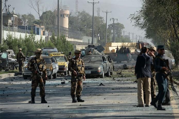 Рядом с посольством США в Кабуле совершен теракт