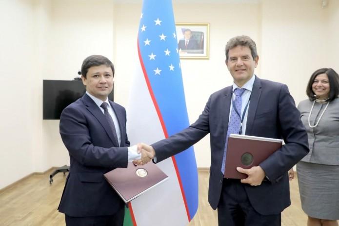 Узбекистан получит первый корпоративный кредит от ЕБРР для энергопроекта