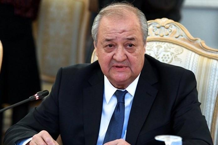 Министр иностранных дел Абдулазиз Камилов посетит с визитом Германию
