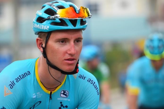 Казахстанец Евгений Гидич стал чемпионом Азии по велошоссе