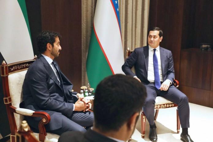 Узбекистан и ОАЭ реализуют 15 проектов на сумму $5 млрд.