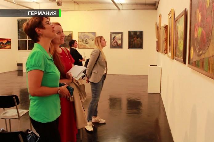 В Германии состоялась выставка, посвященная Узбекистану