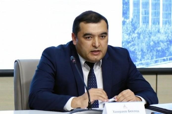 Бехзод Хамраев назначен заместителем председателя Центрального банка