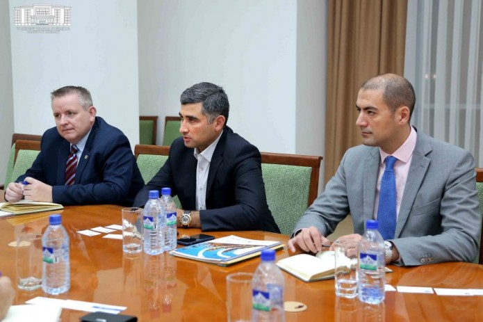 Ирландская компания построит трехзвездочную гостиницу в Ташкенте