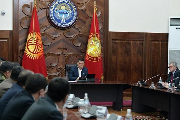 В Кыргызстане утвержден состав нового правительства